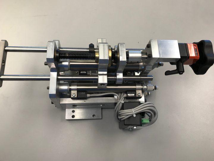 Micro Material Paper Tube Filler