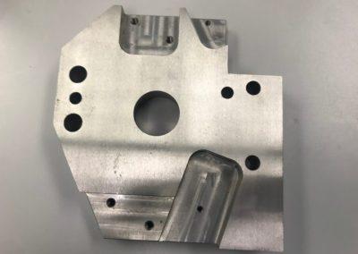 Precision Plate Support